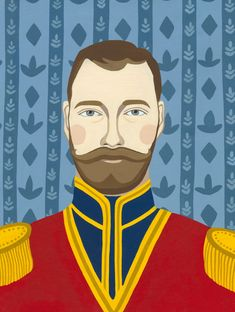 Nicolas II Romanov Portrait Print. Romanov Family Art. Russian History Print. Modern Home Wall Decor. Digital Prints. by AhJennyShop on Etsy https://www.etsy.com/listing/486218536/nicolas-ii-romanov-portrait-print