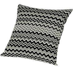 Tobago tyyny 40x40 cm, mustavalkoinen