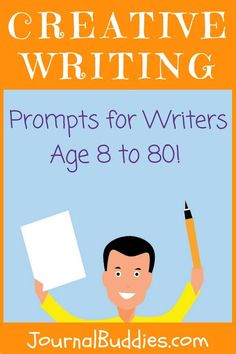 Calling all writers! Whether you're eight years old or 80 years old, here are some creative writing prompts that will help you improve your creating writing skills. Writing Prompts For Writers, Picture Writing Prompts, Writing Assignments, Writing Lessons, Writing Advice, Writing Skills, Writing A Book, Writing Fantasy, Writers Write