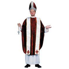 Cardinal Halloween Costume for Adults