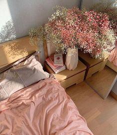 Home Interior Design .Home Interior Design My New Room, My Room, Decor Room, Bedroom Decor, Flower Room Decor, Bedroom Plants, Bedroom Office, Baby Bedroom, Dream Bedroom