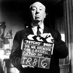 The birth, on this day 13th August, 1899 of Alfred Hitchcock, English film director of suspense and psychological thriller films