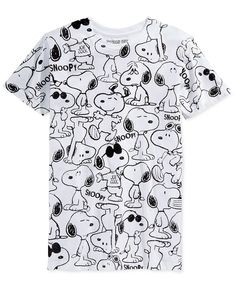 Jem Snoopy T-Shirt
