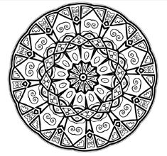 meditation Coloring Page - Bing Images