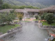 Papallacta hot springs! very close to Quito a beautiful place to relax and enjoy