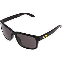 Oakley - Holbrook - Valentino Rossi Polished Black w/ Warm Greay