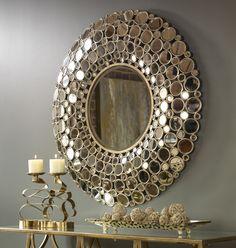 wall art home decor mirror