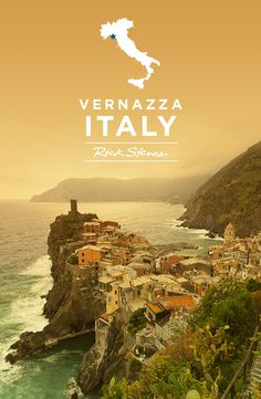 The Cinque Terre, on Day 6 of the Rick Steves Heart of Italy Tour.
