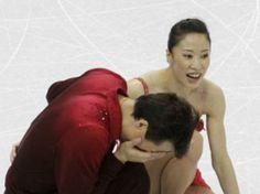 O casal, Xue Shen e Hongbo Zhao!!!