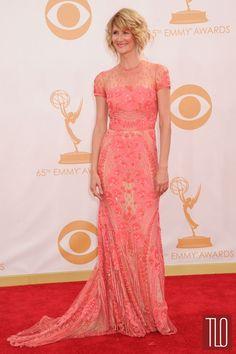 Laura Dern | 2013 Emmy Awards Red Carpet Rundown, Part 2 | Tom & Lorenzo