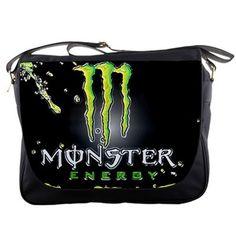 Monster Energy messenger bag best for Christmas gift