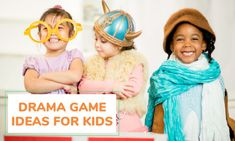 These fun drama games and activity ideas are sure to bring hours of fun and laughter to the drama team or department. These games can be used as warm-ups, team building games, or just activities to have fun. Drama Games For Kids, Drama Activities, Toddler Learning Activities, Hollywood Theme, Hollywood Stars, Activies For Kids, Team Building Games, Teaching Channel, Drama Class