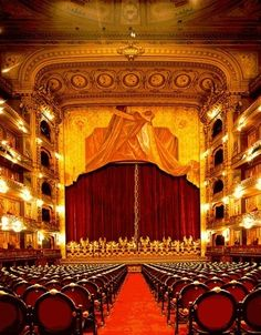 Travelling to the Paris of South America (Colon Theater)