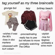 Best Vintage Outfits Part 12 Lazy Outfits, Trendy Outfits, Cute Outfits, Hipster School Outfits, Aesthetic Fashion, Aesthetic Clothes, Aesthetic Memes, 90s Fashion, Fashion Outfits