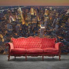 Painéis Fotográficos - City - Painel Fotográfico Cityscape