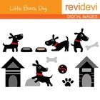 This clip art set features little black puppies.  These cliparts are great for teachers and educators for creating their school and classroom proje...