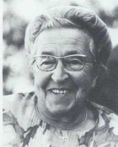"Corrie ten Boom...survived the horrors of the concentration camp after sheltering Jews in her home. Her sister died in the camp. The book about her is called ""The Hiding Place"""
