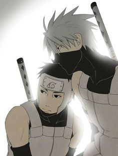Kakashi & Yamato
