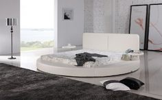 Oslo Round Bed King
