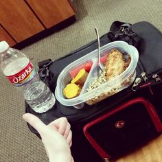My @6packbags is my shadow. It is by my side at home, gym, work, car...you get the picture. Eating in the locker room because I need to feed my #muscle. If you'd like help with fitness and nutrition, contact me. I'm here to help you. :) #lifestyle #lifesaver #chaliisfinefitness #finetimefitness #sixpackbags #mealprep #gains #instafit #instalike #gymrat #physique #health #fitfam #sanantonio #texas #trainhard #coach