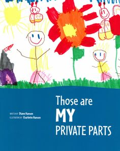 Those are my Private Parts | Protective Behaviours WA