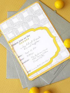 152 best diy invitations images on pinterest invitations