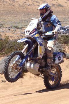 Dakar 2012 Chile