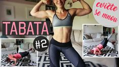 TABATA #2 - ZACVIČTE SI SE MNOU - domácí workout