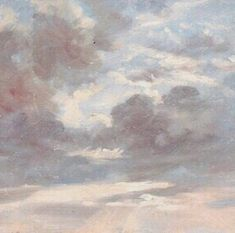 renaissance sky aesthetic classical cool aphrodite watership down sensuality ethereal 18th century clouds