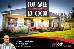 This property affords a large farming area with a portion of forest giving the best of both worlds! Huge shed for a workshop and processing area. Move your business here with ample work space and no disturbances. Knysna, Commercial Property For Sale, Coastal Homes, Farming, Workshop, Shed, Lifestyle, Space, Country