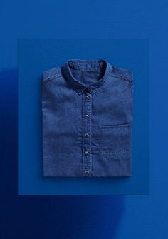 Go green, wear blue – Conscious Denim by H&M. Email received 02.10.2014