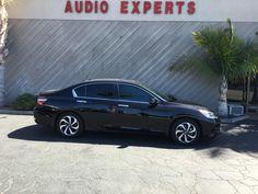 2016 Honda Accord Window Tinting #AudioExpertsVentura #AudioExperts #AudioVideo #CarStereo #StereosVentura #Ventura #VenturaCA #VenturaCalifornia #California #CustomAudio #WindowTint #Honda #Accord #HondaAccord