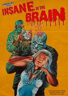 Insane In The Brain /Cypress Hill MusiXploitation by Ads Libitum: shop/facebook/tumblr/portfolio