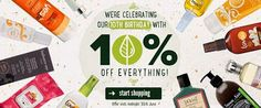 Mypure Natural Beauty - Google+ 10% off everything until the 30th June - we're celebrating our birthday!