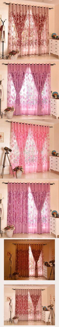 New fashion fancy valances designs turkish window blackout curtains ...