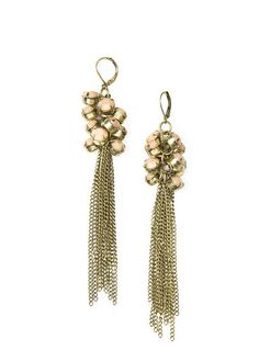 MANGO - TOUCH - Chain earrings