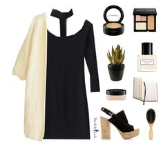 """""""Beautifulhalo #21"""" by keziakaligis ❤ liked on Polyvore featuring Gianvito Rossi, MAC Cosmetics, Sagebrook Home, Bobbi Brown Cosmetics, Marc Jacobs, Elite and beautifulhalo"""
