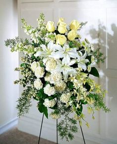 McAdams Floral funeral florist is a sympathy flower shop covering the South Texas Cross Roads area from Victoria Texas (TX). Family owned McAdams Floral was voted 'Best Florist' in Victoria, TX for funeral flowers and plants, and bereavement gifts. Casket Flowers, Funeral Flowers, Wedding Flowers, Condolence Flowers, Sympathy Flowers, Funeral Floral Arrangements, Flower Arrangements, Flowers For Men, White Flowers