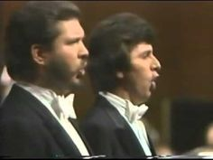 Jerry Hadley & Alan Titus - The Pearl Fishers duet - 1986 - YouTube