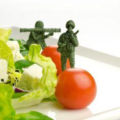 Η στρατιωτική δίαιτα ή η «δίαιτα των 3 ημερών» είναι ένα καθημερινό πρόγραμμα γευμάτων 1500 θερμίδων που εγγυάται απώλεια βάρους.