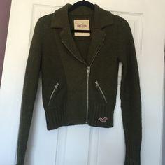 hollister jacket no flaws! Ⓜ️$12 Hollister Jackets & Coats
