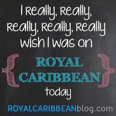 And to be honest, every day! #cruise #royalcaribbean #travel