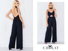 Dressy Jump-Suit <3 https://cholatparis.com/products/dressy-jump-suit-black