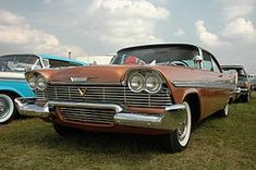 Plymouth Belvedere – 1957