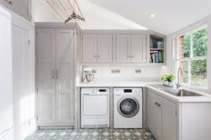"""Exceptional """"laundry room storage diy"""" info is offered on our website. Small Utility Room, Utility Room Storage, Utility Room Designs, Storage Spaces, Country Laundry Rooms, Mudroom Laundry Room, Laundry Room Layouts, Laundry Room Design, Home Design"""