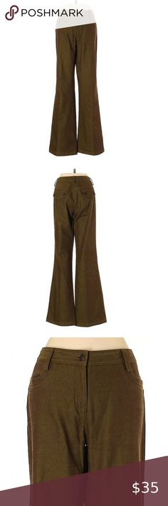 I just added this listing on Poshmark: Etcetera Murky Green Flared Leg Boho Jeans. Colored Denim, Jeans For Sale, Flare Jeans, Size 2, Khaki Pants, Product Description, Spandex, Legs, Boho