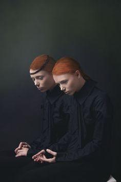 "Saatchi Art Artist Giuseppe Lo Schiavo; Photography, ""Ad Vivum - The Twins - Limited Edition #1 of 10 Small edition"" #art"