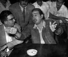 Conferencia de prensa de Fidel