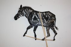Shadow Puppet ~ Zebra