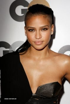 Photos | Cassie Attends GQ's Men of The Year Party | Singersroom.